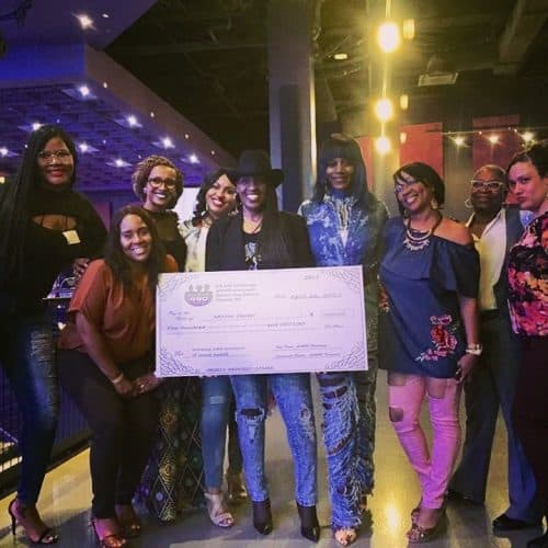 aPUREmovement's Denim Day Detroit partnership with AA490 CHALLENGE a success-raises awareness and over $8,000 toward processing the backlog of rape kits in Detroit