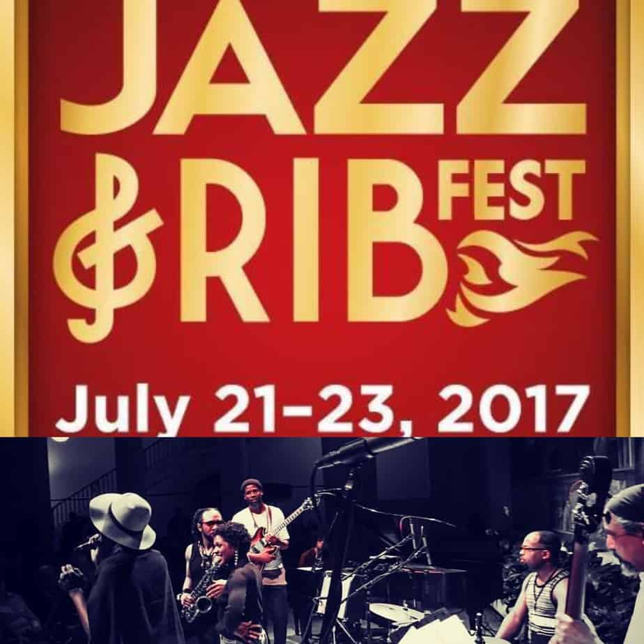 Giving All That Jazz w/Detroit Effervescence at the Columbus Ribs and Jazz Fest