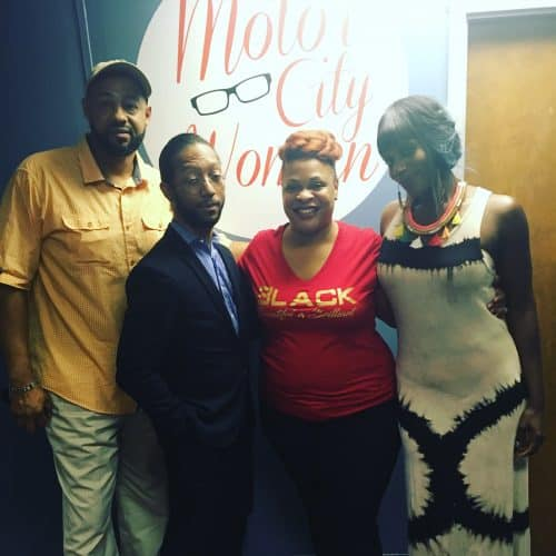 Fun times on air with Rocki'sReality on MotorCityWoman Radio