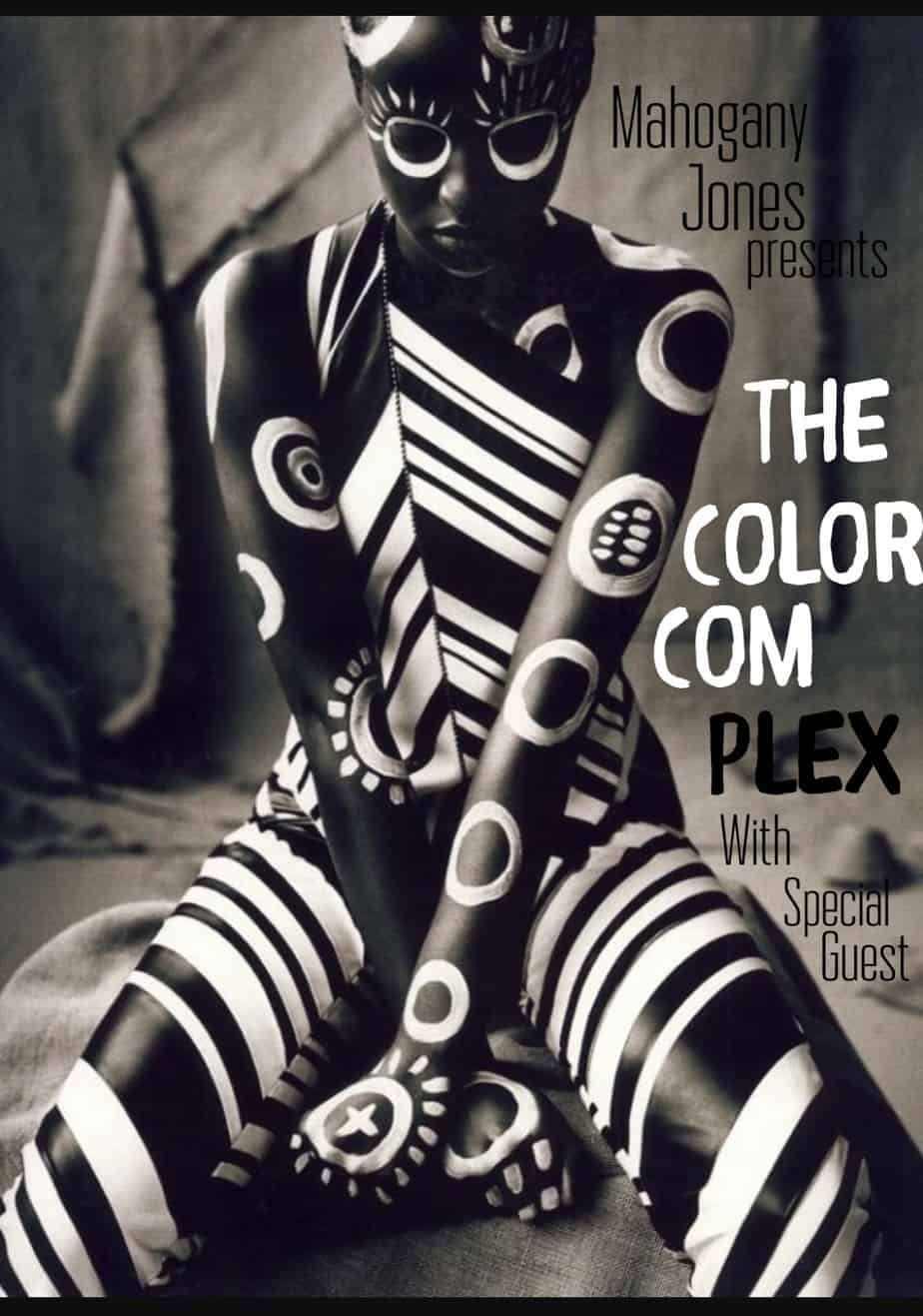 """Mahogany Jones's Hip Hop Theater piece """"The Color Complex"""" created for and debuted at the 5th Sidewalk Festival: Radical Moment"""