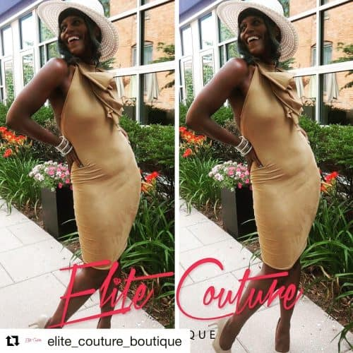 Meet Elite Couture Boutique's Latest Brand Ambassador